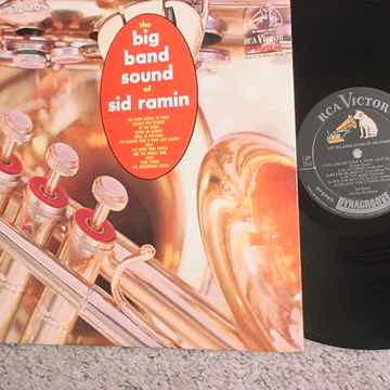 the big band sound of Sid Ramin