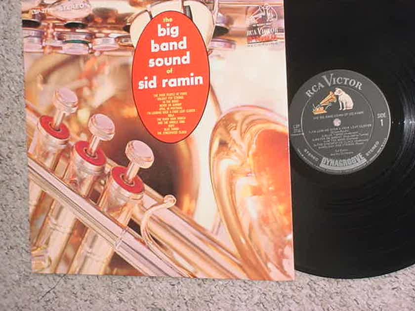 Sid Ramin lp record - the big band sound of Sid Ramin  RCA Dynagroove LSP-2716
