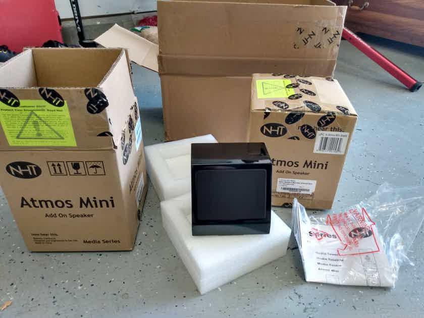 Pair of NHT Atmos Mini Add-on Module Speaker