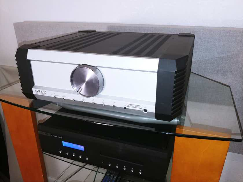 Musical Fidelity KW550 Integrated Amplifier