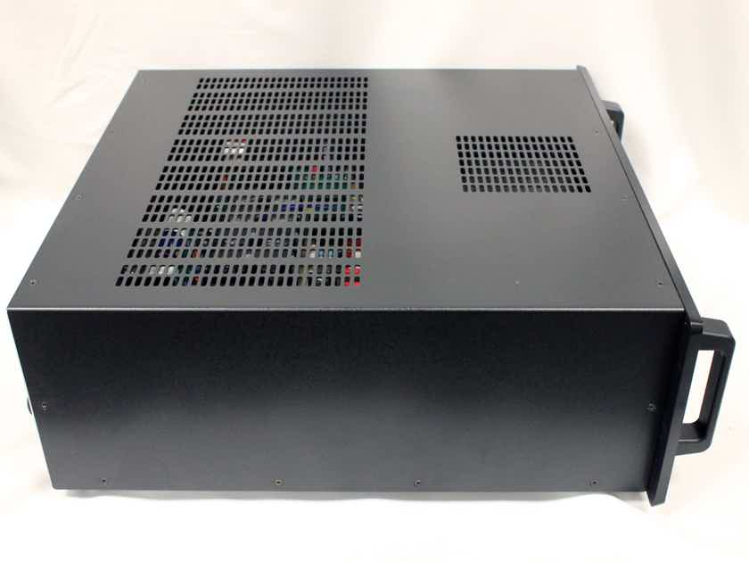 Audio Research DS-450 Stereo Amplifier in Black Finish
