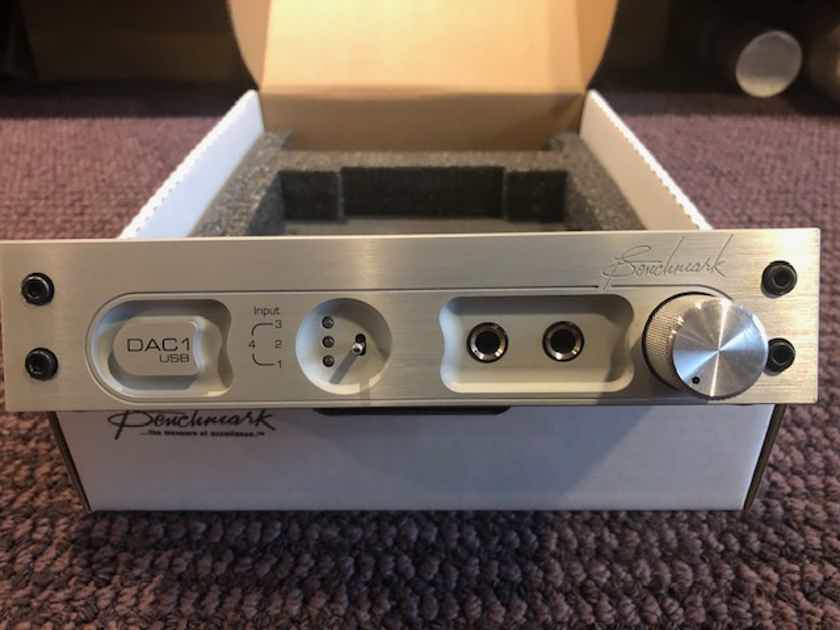 Benchmark DAC1 USB Just back from factory