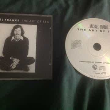 Michael Franks - The Art Of Tea Reprise Records West Ge...