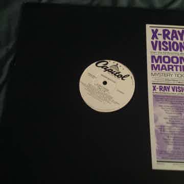 Moon Martin  X-Ray Vision Capitol Records Promo 12 Inch...