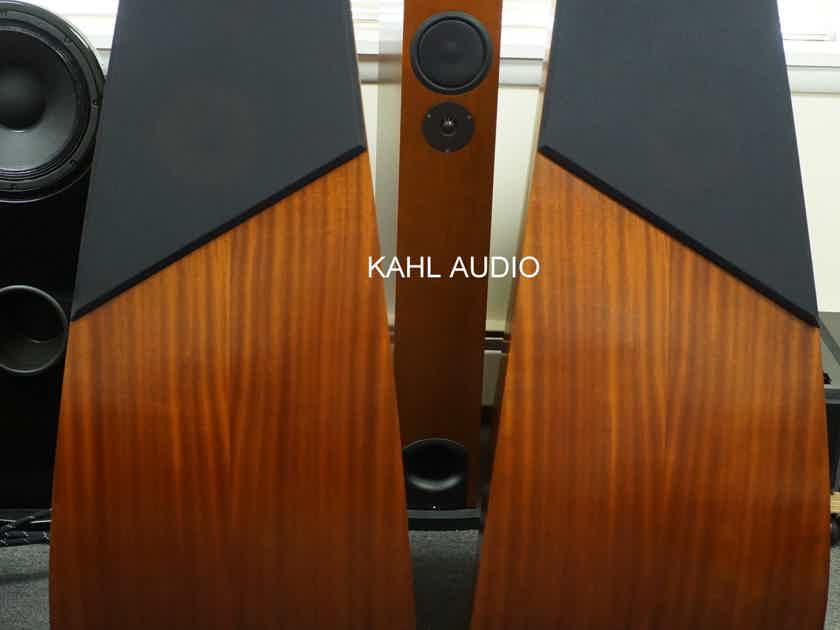 Jadis Jadis II full range speakers. ULTRA RARE! $20,000 MSRP