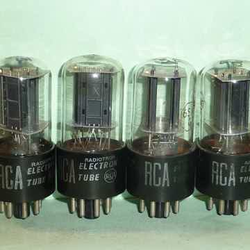 RCA 6SN7GT ECC33 6SN7