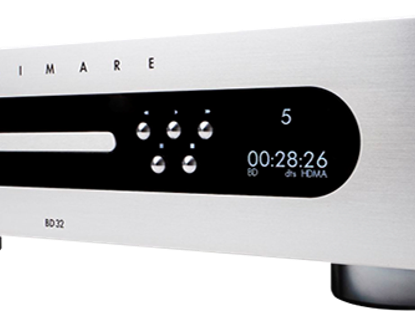 Primare Systems BD32 BLU-Ray Universal Digital player ...