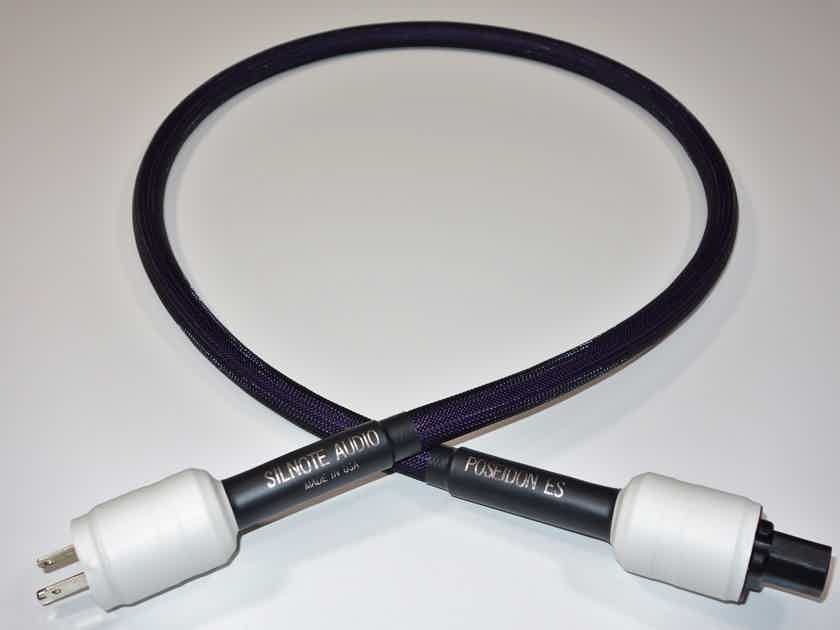 Silnote Audio Award Winning ES Reference Power Cable Audio Grade Cryo World's Finest Reference Cables