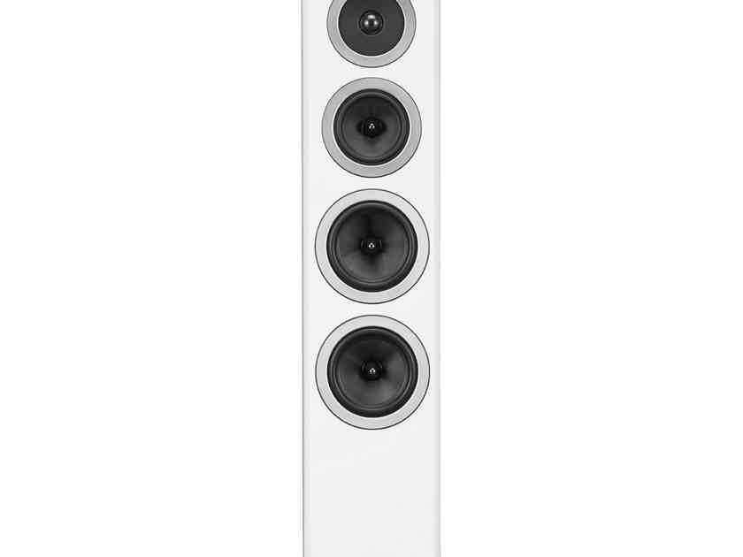 Wharfedale Reva-3 Floorstanding Loudspeakers Brand New-In-Box; 5 Yr. Warranty; 40% Off; Free Shipping