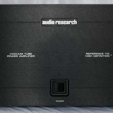 Audio Research Reference 110