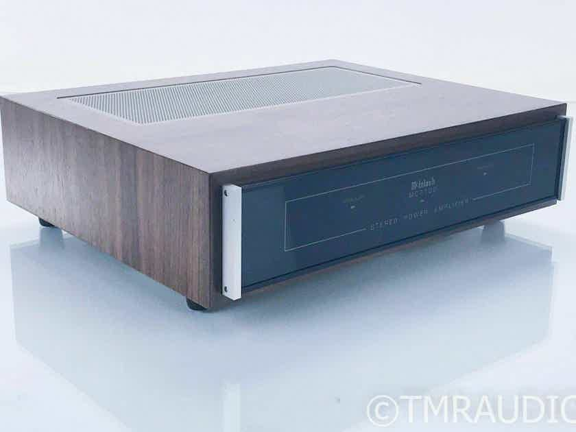 MCINTOSH MC7100 STEREO AMPLIFIER MADE IN THE USA