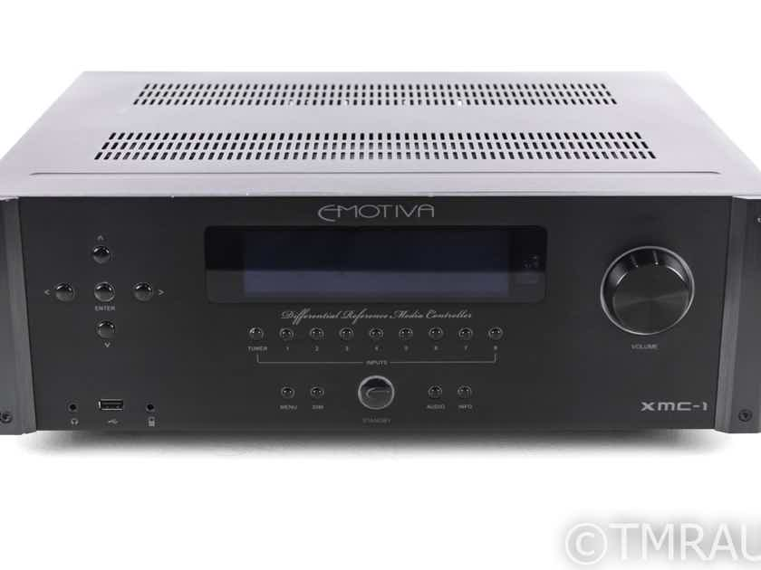 Emotiva XMC-1 Gen 2 7.2 Channel Home Theater Processor; XMC1 Gen II (20361)