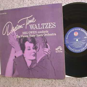 dream time waltzes lp record RCA