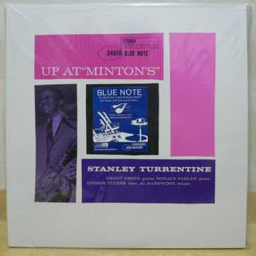 stanley turrentine -  up at minton's vol.2 / Music Matters 45RPM 2LP