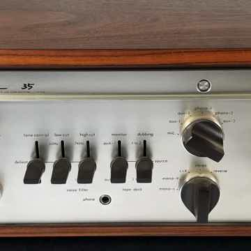 Luxman CL35 MKIII Tube Preamp - NEW Old Stock - Complet...