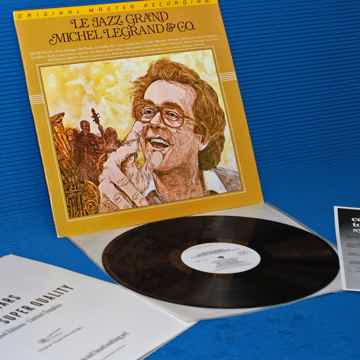 "MICHEL LEGRAND & CO.   ""Le Jazz Grand"" -"