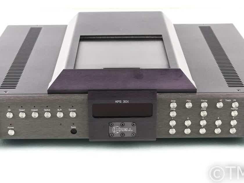Krell KPS-30i CD Player / DAC; KPS30i; Parts Connexion Upgrades (25469)
