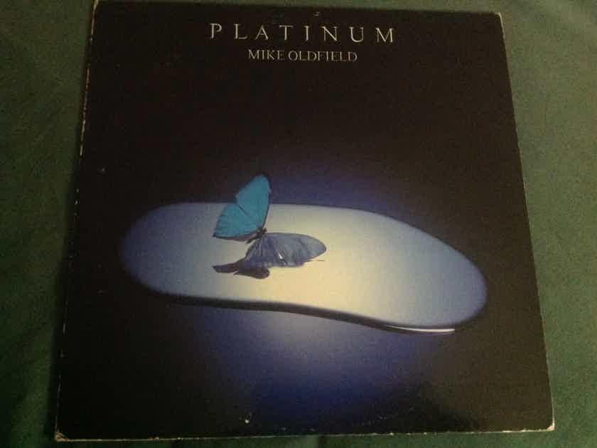 Mike Oldfield  Platinum Virgin Records U.K. LP