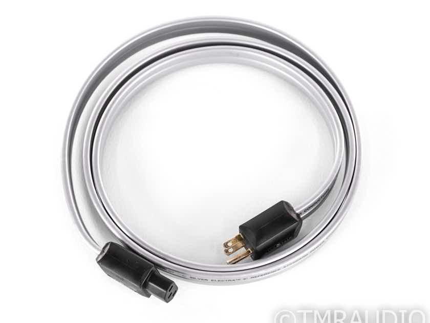 WireWorld Silver Electra 5.2 Power Cable; 2m AC Cord; 5 Squared (19967)