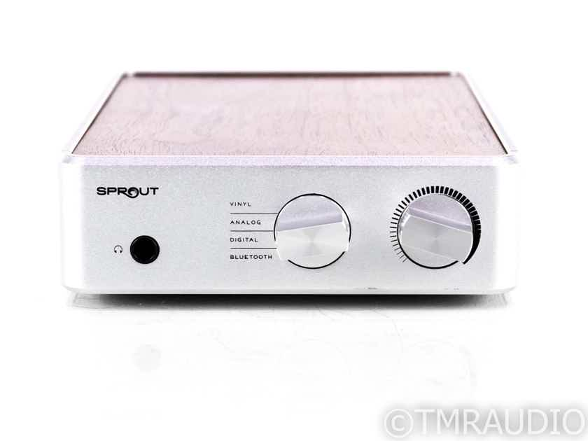 PS Audio Sprout Integrated Amplifier; Bluetooth; MM Phono; Warranty (20673)