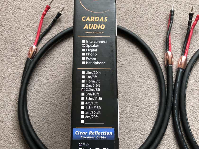 Cardas Audio Clear Reflection Speaker Cable