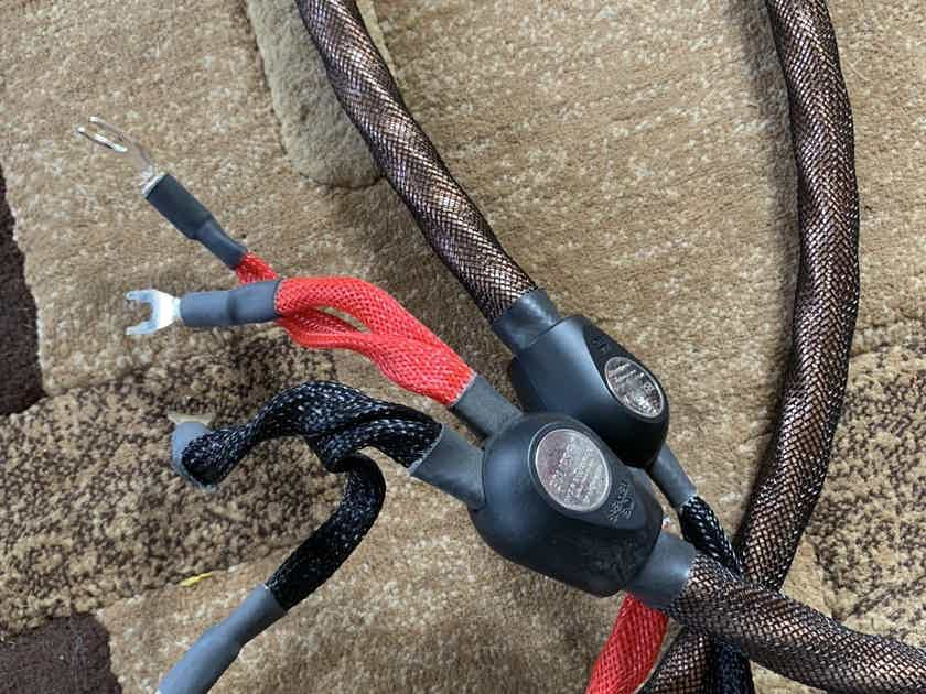 Wireworld Eclipse 7 Bi-Wired Speaker Cable 2.0 meter - Awesome!!!