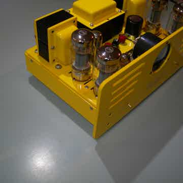 DYNACO BY WILL VINCENT YELLOW-KT66 tubes.....PERFECT