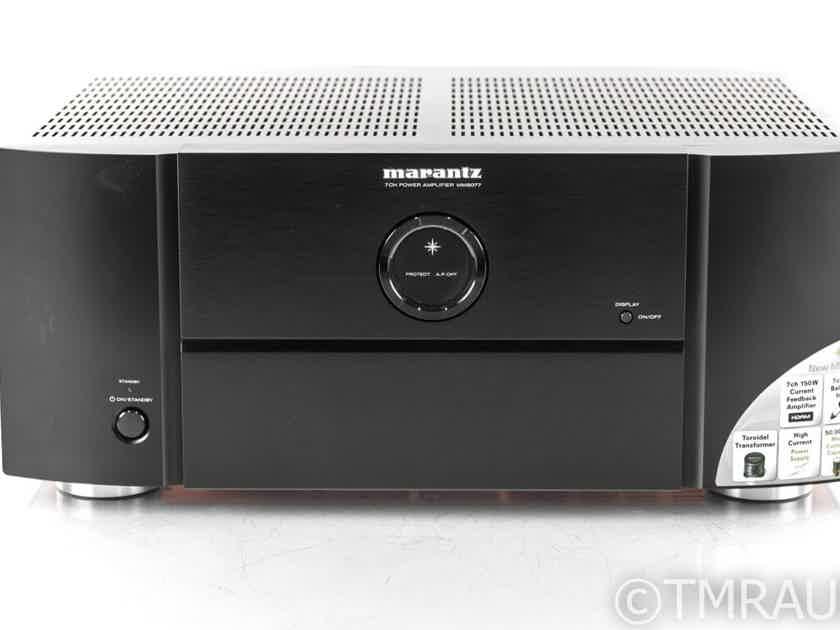 Marantz MM8077 7 Channel Power Amplifier; MM-8077 (21975)