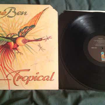 Jorge Ben Tropical Island Records Black Label 1976 LP