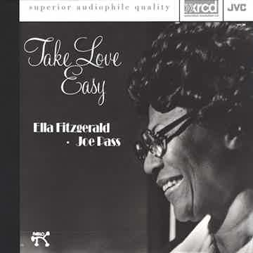 Take Love Easy-JVC XRCD