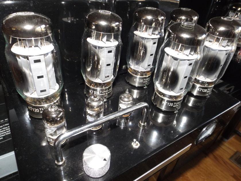 Bob Carver Raven 350 Mono Tube Amps