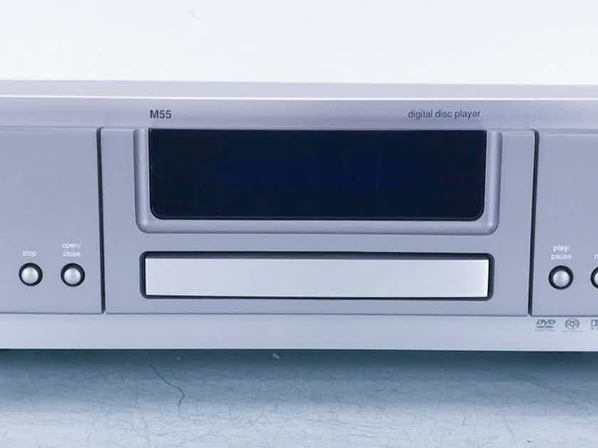 NAD Masters Series M55 DVD / SACD Player HDCD (No Remote) (15528)