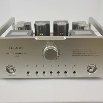 Allnic Audio L4000 MK2 Tube Preamp With Upgrade Transfo...