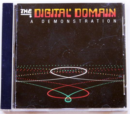 Digital Domain - German Target - Test + Demo CD