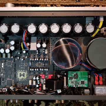 MYTEK MANHATTAN II -- MQA | Quad DSD DAC | Preamp | HeadAmp -- Hear Mytek Gear with