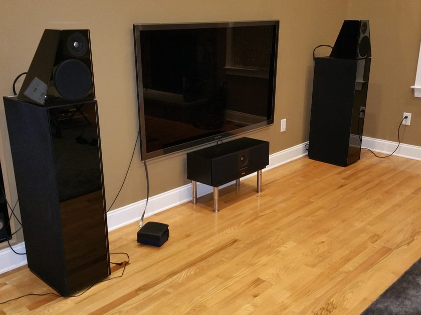 Meridian DSP-6000 Plus whole system- G68 ADV/5 ch speaker/player package