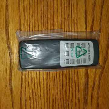 Remote (new, unopened)