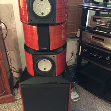 MM-2 speakers