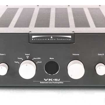 VK-5i Stereo Tube Preamplifier