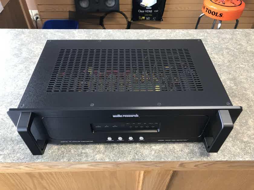 Audio Research DAC8 Black Finish