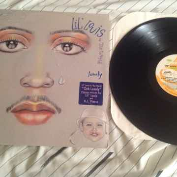 Lil Louis & The World  Club Lonely Epic Records 12 Inch...