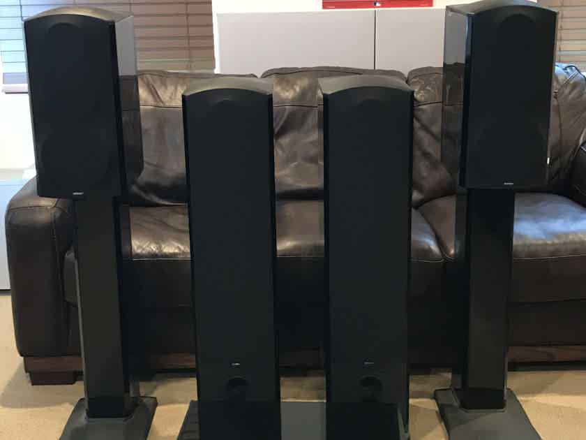 Energy Veritas Speakers - 5.1 (2.2, 2.3i, 2.0i system) - RARE FIND