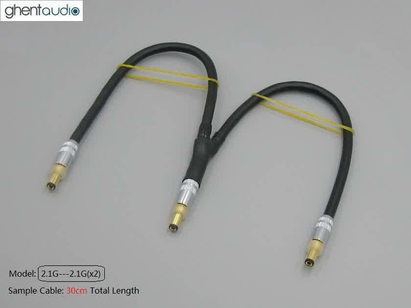 Ghent Audio DC11 Oyaide Y-Cable .5 meter