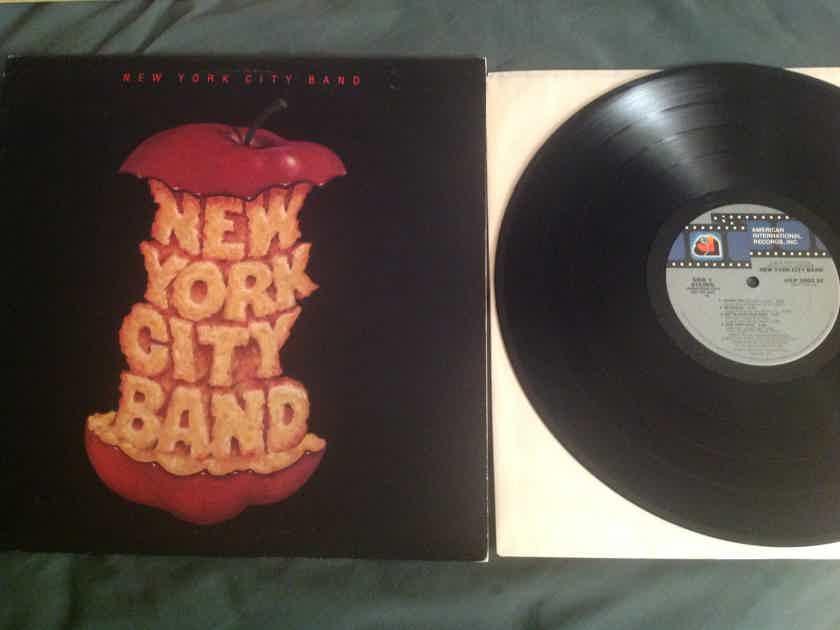 New York City Band  Soundtrack From The Film Sunnyside Starring Joey Travolta