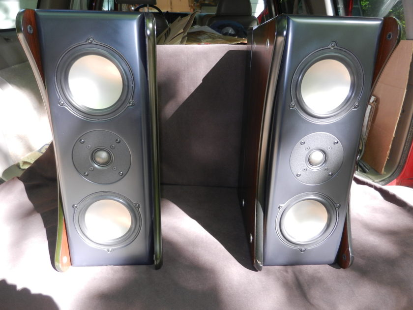 Revel Ultima Gem Rosewood with Matching Stands