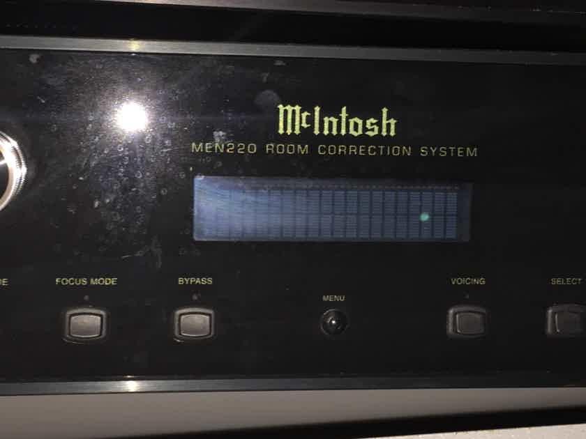 McIntosh Men220 Room Correction System