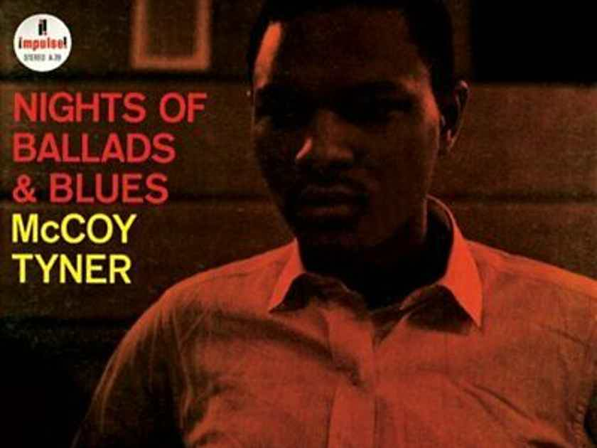 McCoy Tyner Nights of Ballads & Blues 2Lp 180g 45rpm APO