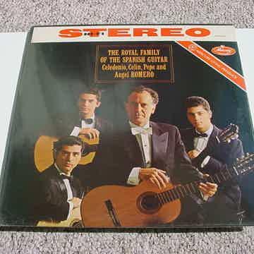 Royal Family of the Spanish Guitar Angel Romero