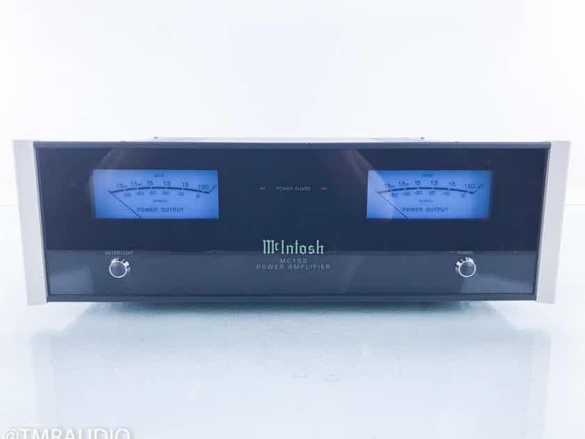 McIntosh MC152 Stereo Power Amplifier MC-152 (16190)
