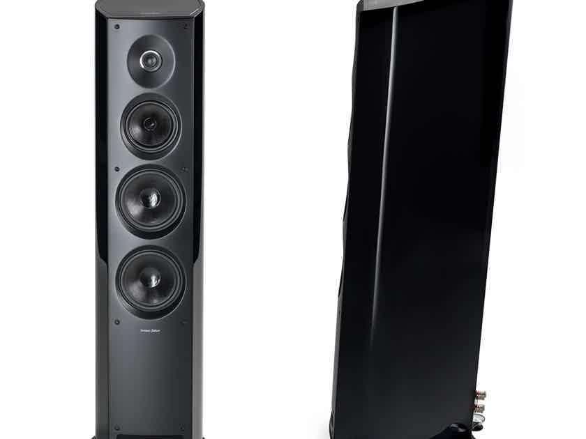 Sonus Faber Venere 3.0 Brand new sealed Pair Paino Black speakers